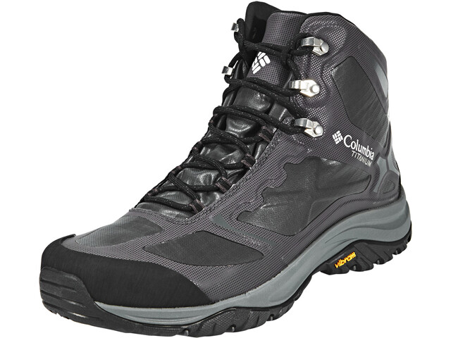 bdd8e1ec34e Columbia Terrebonne Outdry Extreme Mid Shoes Men black/white